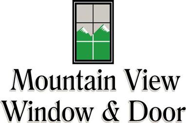 Mountain View Window Door Home